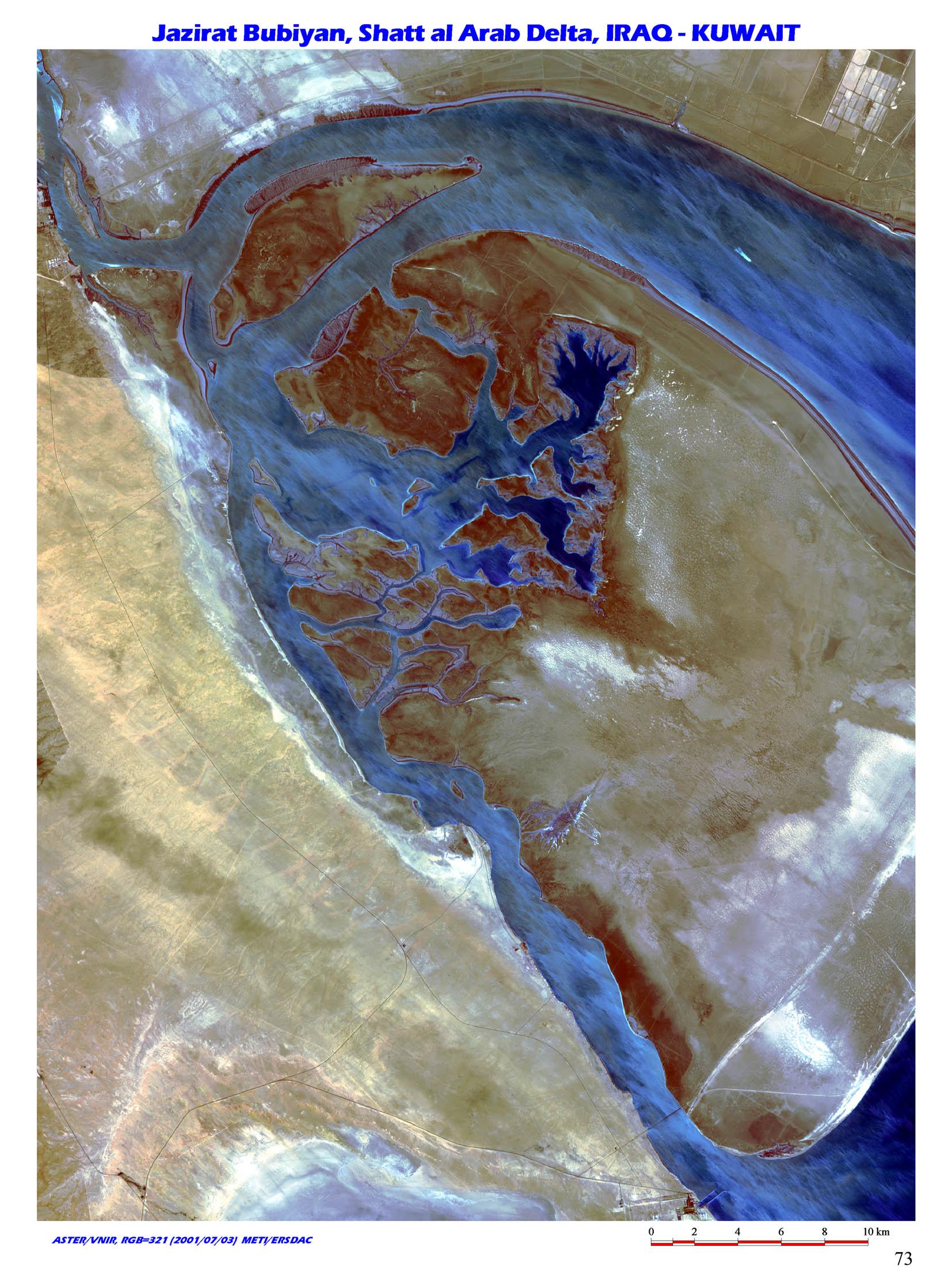 Tigris River Delta