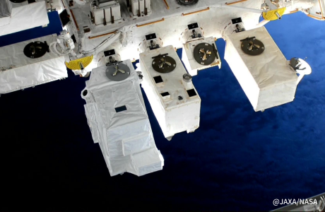 衛星観測事業